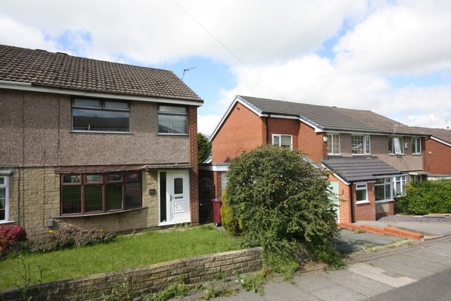 Thumbnail Semi-detached house to rent in Pennine Road, Horwich