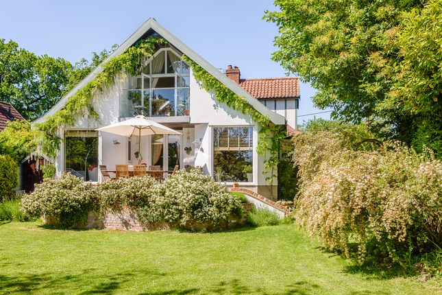 Thumbnail Detached house for sale in Postwick Lane, Brundall, Norwich
