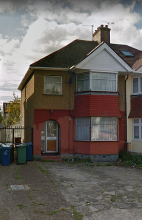 Thumbnail Semi-detached house to rent in Vancouver, Edgware, London