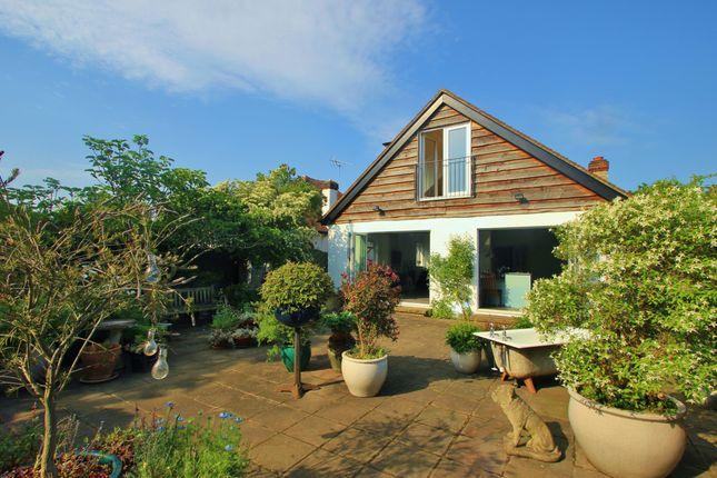 Thumbnail Detached bungalow for sale in The Warren, Worcester Park