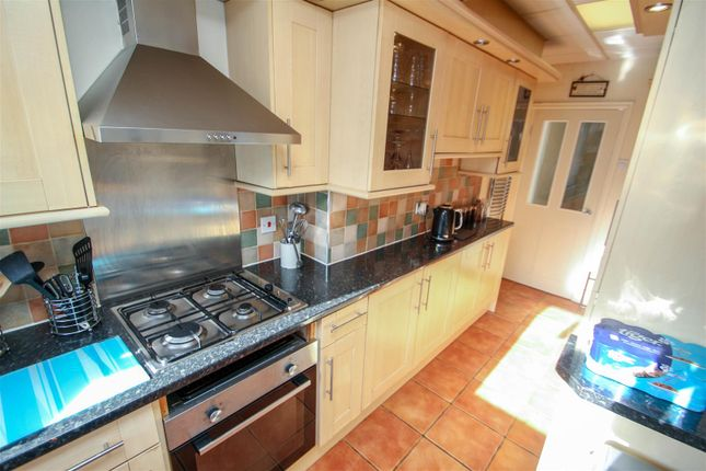 Fitted Kitchen of Stross Avenue, Tunstall, Stoke-On-Trent ST6