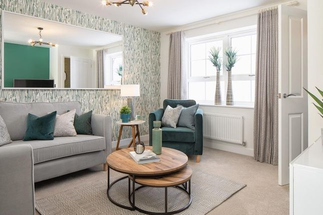 """Thumbnail End terrace house for sale in """"Roseberry"""" at Westend, Stonehouse"""