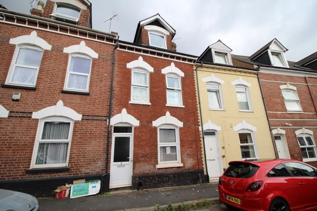 Thumbnail Terraced house to rent in Culverland Road, Exeter