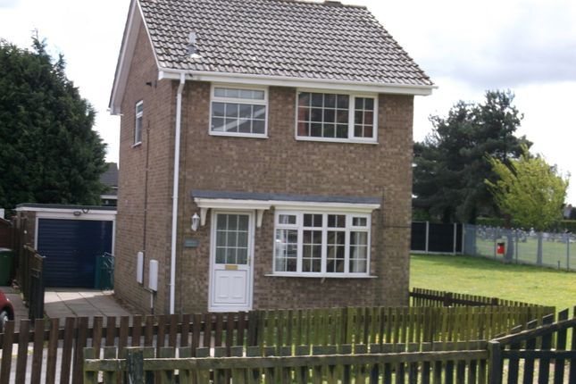 Thumbnail Detached house to rent in Holme Close, Brigg