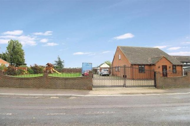 Thumbnail Detached bungalow for sale in Baker Street, Orsett, Grays