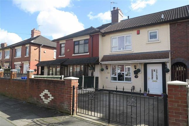 Thumbnail Terraced house for sale in Croxden Road, Stoke-On-Trent
