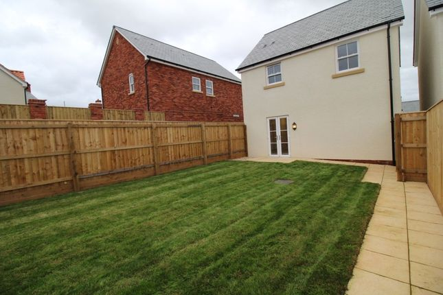 Thumbnail Detached house for sale in Court Barton Close Silver Street, Thorverton, Exeter