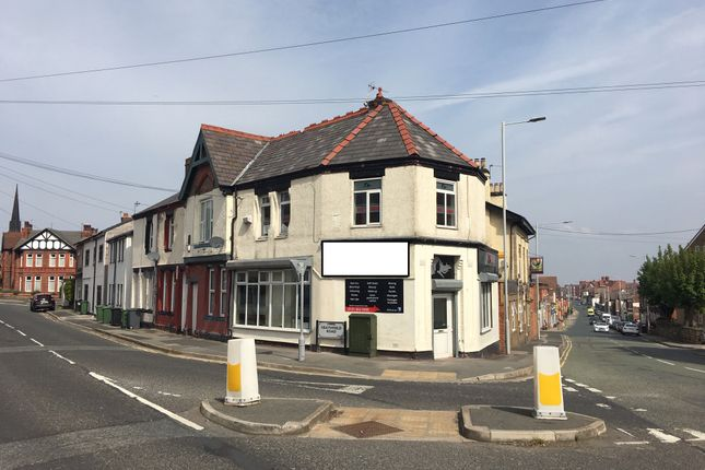 Thumbnail Retail premises for sale in Woodchurch Road, Prenton