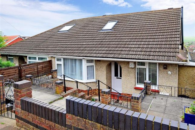 Thumbnail Bungalow for sale in Woodbourne Avenue, Patcham, Brighton, East Sussex