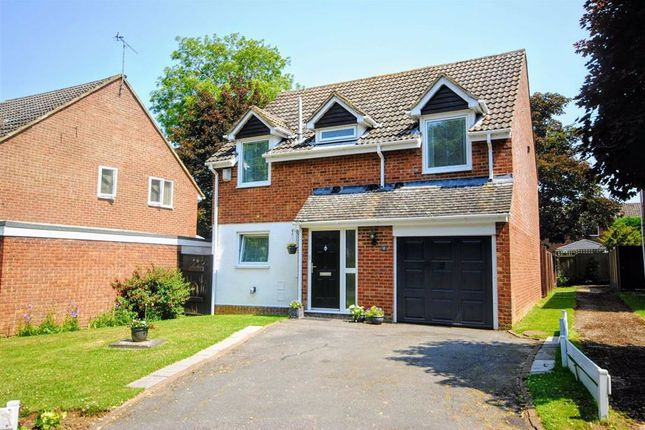 Thumbnail Detached house for sale in Derwent Road, Leighton Buzzard