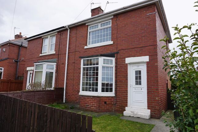Thumbnail Semi-detached house to rent in Mason Road, Wallsend