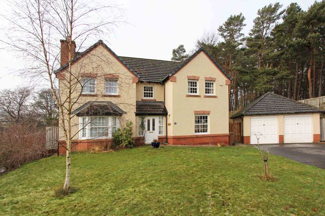 Thumbnail Detached house for sale in Margaret Rose Drive, Edinburgh