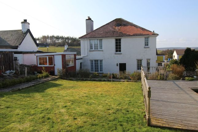 Thumbnail Detached house for sale in Main Street, Lairg