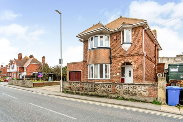 3 bed detached house for sale in Marine Parade, Sheerness ME12