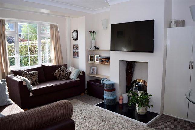 Thumbnail Terraced house for sale in Burdett Road, Tunbridge Wells, Kent