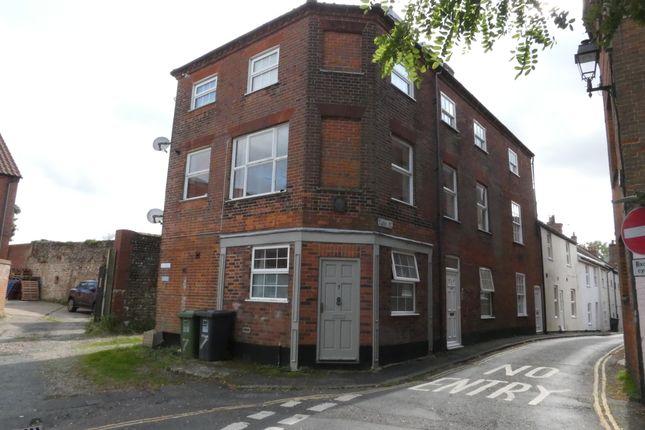 2 bed flat to rent in Tunn Street, Fakenham NR21