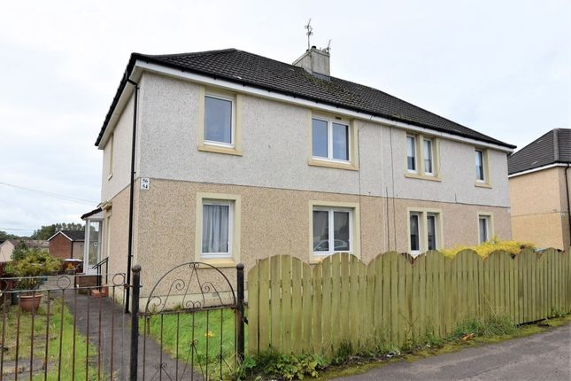 Thumbnail Flat for sale in Sunnyside Crescent, Motherwell