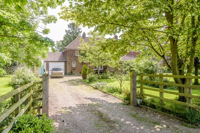 Thumbnail Detached house for sale in Mallows Cottage, Mallows Lane, Boston