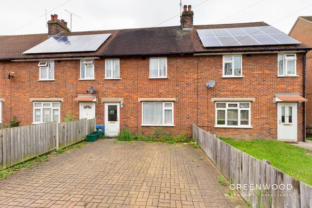 3 bed terraced house to rent in St. Annes Road, Colchester CO4