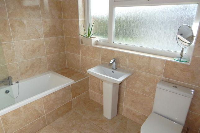 Bathroom of Hilland Drive, Bishopston, Swansea SA3