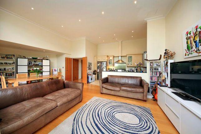 Thumbnail Flat to rent in Goldhawk Road, London