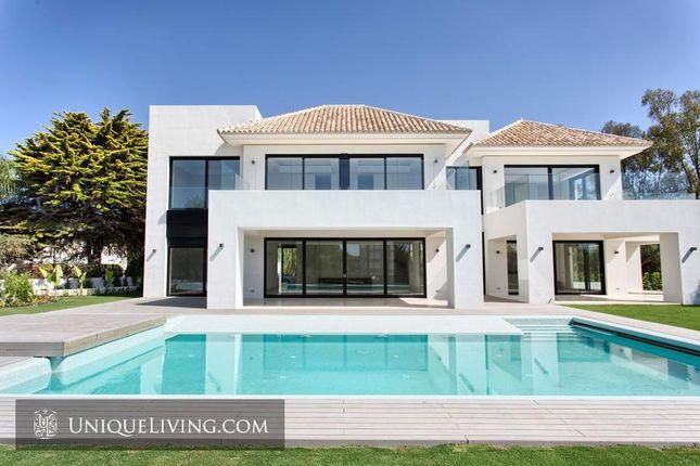 4 bed villa for sale in Guadalmina Baja, Marbella, Costa Del Sol