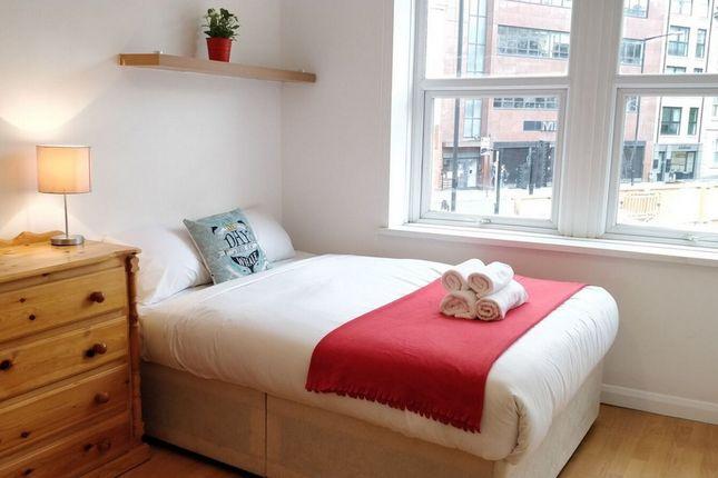 Thumbnail Flat to rent in Kerstein Mansion, Assam Street, London