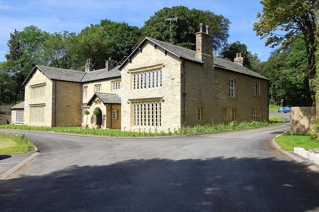 Thumbnail Flat for sale in Burnley Road, Cliviger, Burnley