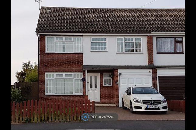 Thumbnail Semi-detached house to rent in Dovercourt, Dovercourt
