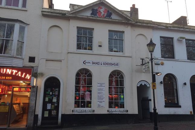 Thumbnail Retail premises for sale in High Street, Ashford