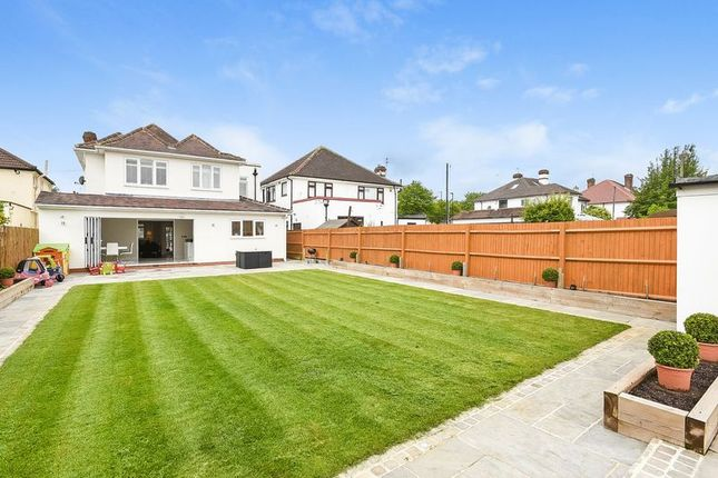Thumbnail Detached house for sale in Sidcup, Kent