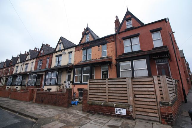 Thumbnail Terraced house to rent in Savile Place, Leeds, West Yorkshire