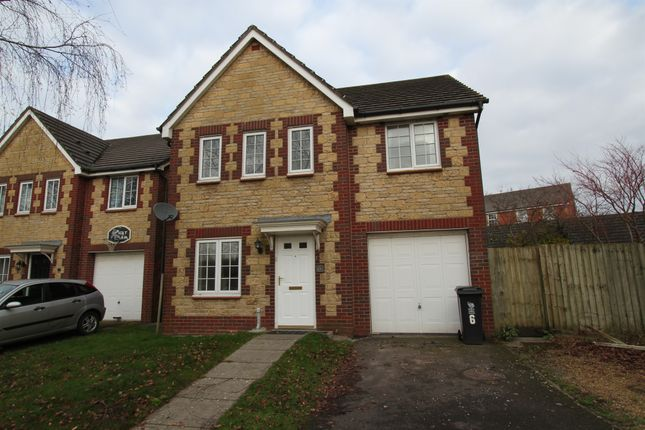 Thumbnail Detached house for sale in Oxwich Grove, Coedkernew, Newport