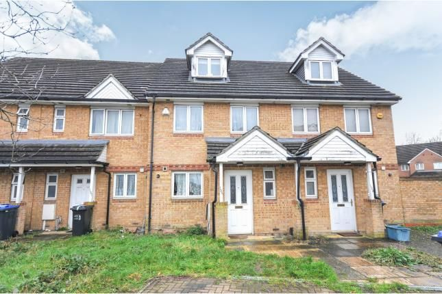 Thumbnail Terraced house for sale in Old School Place, Croydon