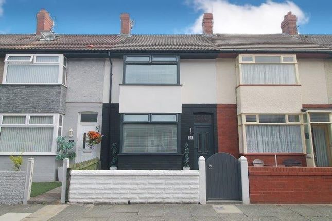 3 bed terraced house for sale in Hastings Road, Brighton-Le-Sands, Liverpool L22