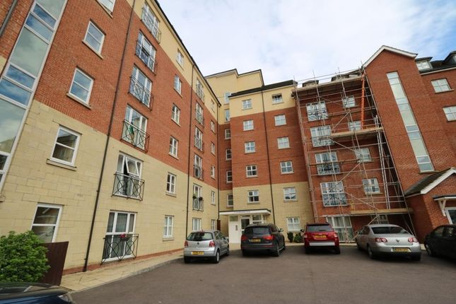 Thumbnail Flat to rent in Palgrave Road, Bedford