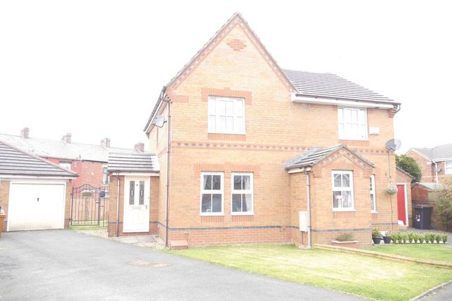 Thumbnail Semi-detached house for sale in Whittlewood Drive, Accrington