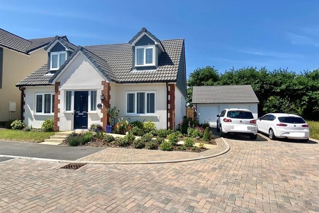 Thumbnail Detached house for sale in Penhill View, Bickington, Barnstaple