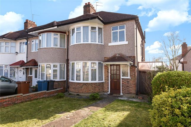 Thumbnail End terrace house for sale in Cannon Lane, Pinner, Middlesex