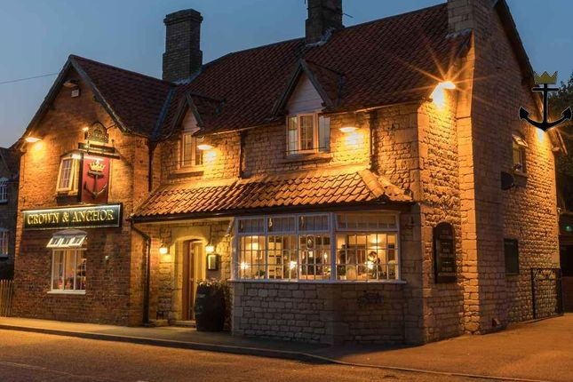 Thumbnail Pub/bar for sale in Main Street, Welby, Grantham
