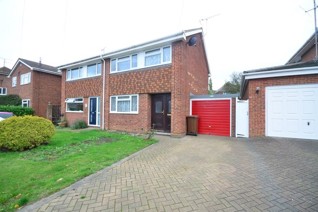 Thumbnail Semi-detached house to rent in Hazlemere Drive, Gillingham