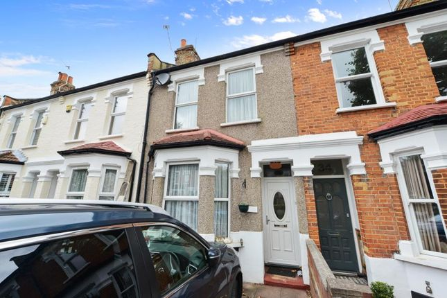 Thumbnail Terraced house for sale in Cranmer Avenue, London