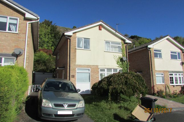 Thumbnail Detached house to rent in Tirley Way, Weston-Super-Mare