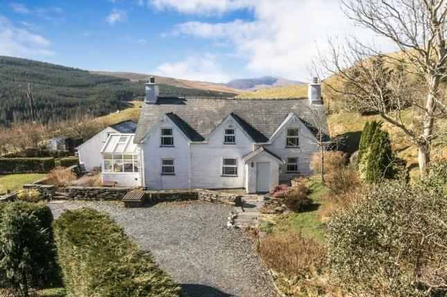 Thumbnail Detached house for sale in Ffestiniog, Blaenau Ffestiniog, Gwynedd, .