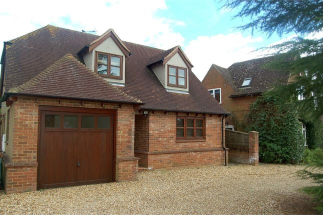 Thumbnail Detached house to rent in Chequers Lane, Preston, Hitchin