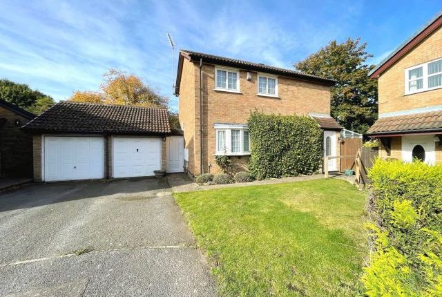 Thumbnail Detached house for sale in Five Acres Fold, Danefield, Northampton