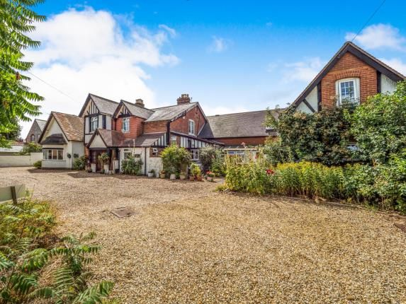 Thumbnail Detached house for sale in Bacton, Norwich, Norfolk