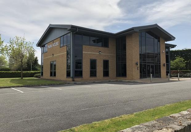 Thumbnail Office to let in Ground Floor Park House, Broncoed Business Park, Wrexham Road, Mold