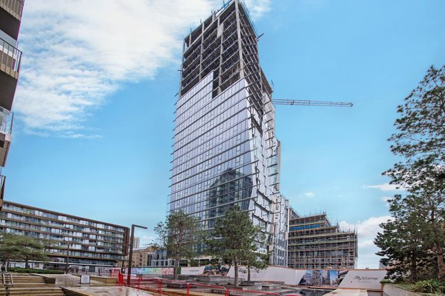 1 bed flat for sale in Cashmere Wharf, London Dock, Wapping E1W