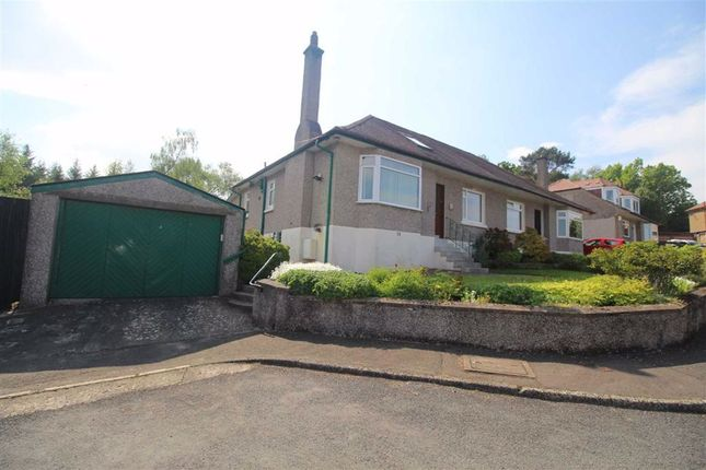 Thumbnail Semi-detached bungalow for sale in Golf Place, Greenock
